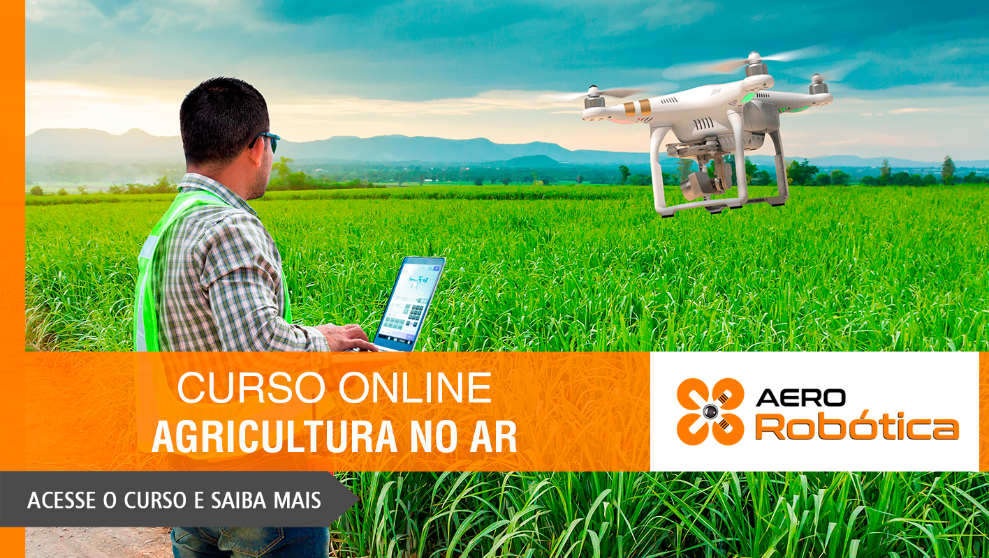 Banner Agricultura no ar